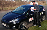 Driving lessons in Preston for Sumeel