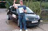 Harry recommended or Preston Driving schools local Driving instructor