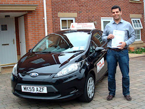 Iyad strongly recommended this Driving School in Preston