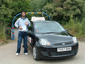 I Got good quality Driving tuition in Preston Lancashire