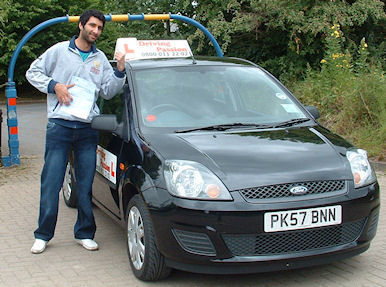 Good Quality Driving tuition in Preston Lancashire