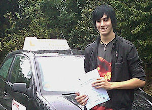 Recommended as a high quality Driving school in Preston
