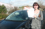 Laura's recommended Driving instructor from Preston
