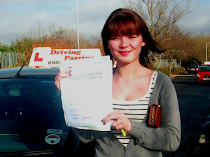Lauras Recommended Preston Driving Instructor