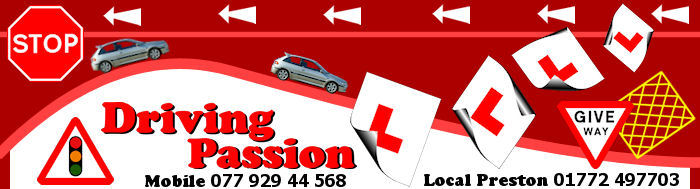 Driving schools Preston Driving instructor by Mathi