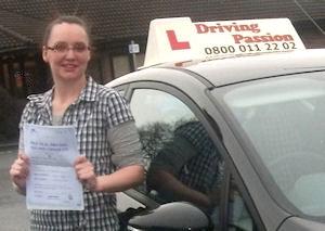 Sarahs Preston Driving Instructor