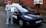 A Preston Driving instructor for Sean